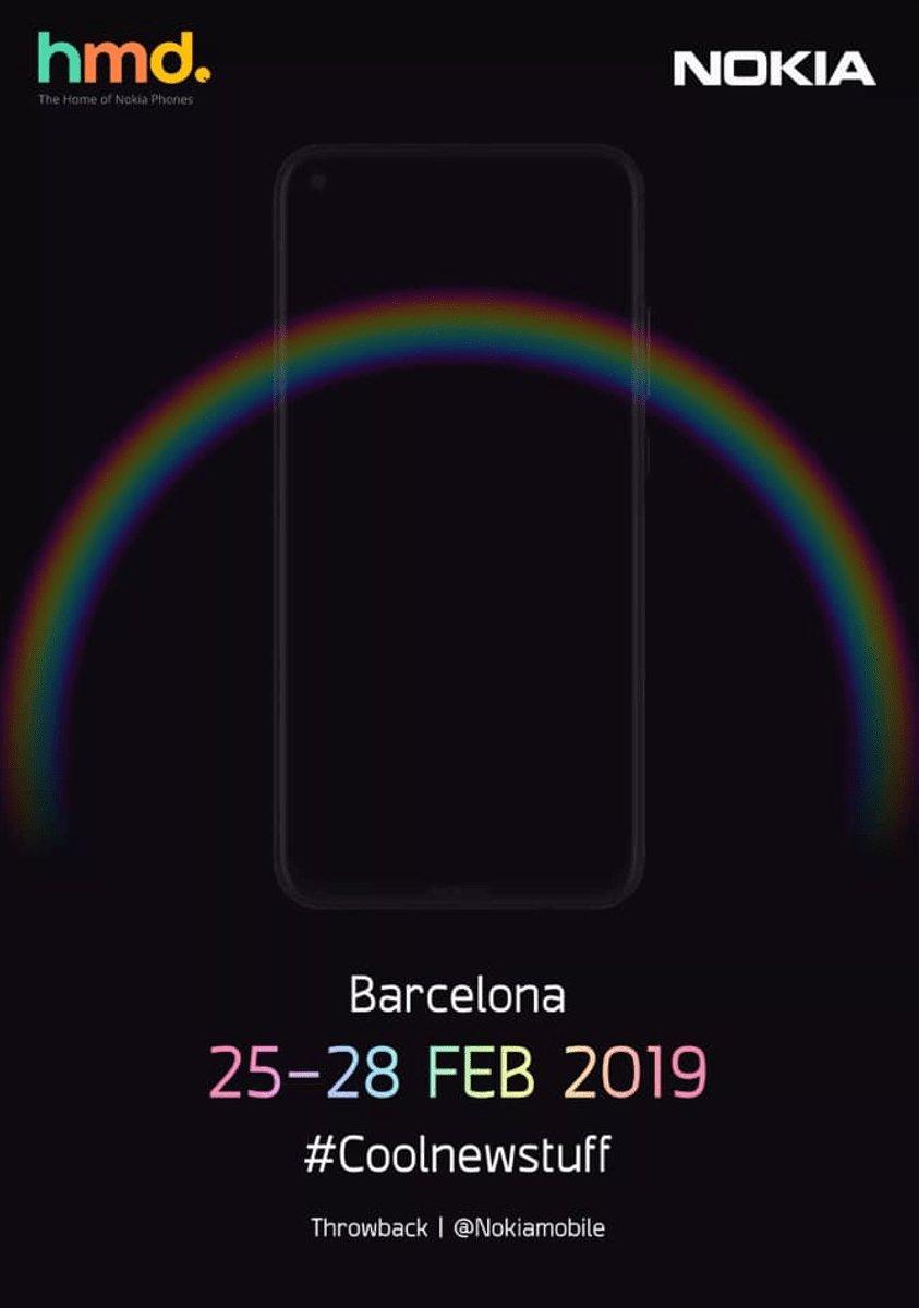 Nokia 6.2 / Nokia 8.1 Plus MWC 2019