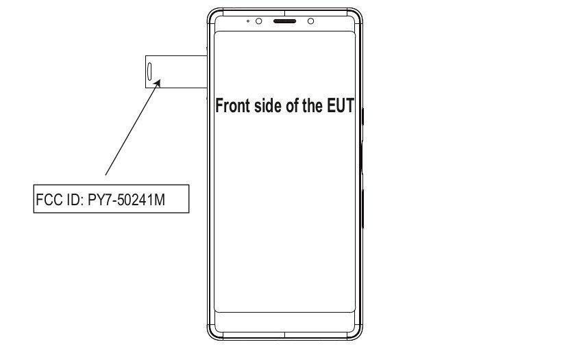 Sony Xperia L3 FCC