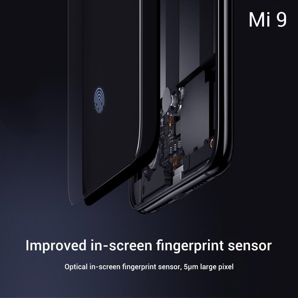 Xiaomi Mi 9 In-Display-Fingerabdruckscanner