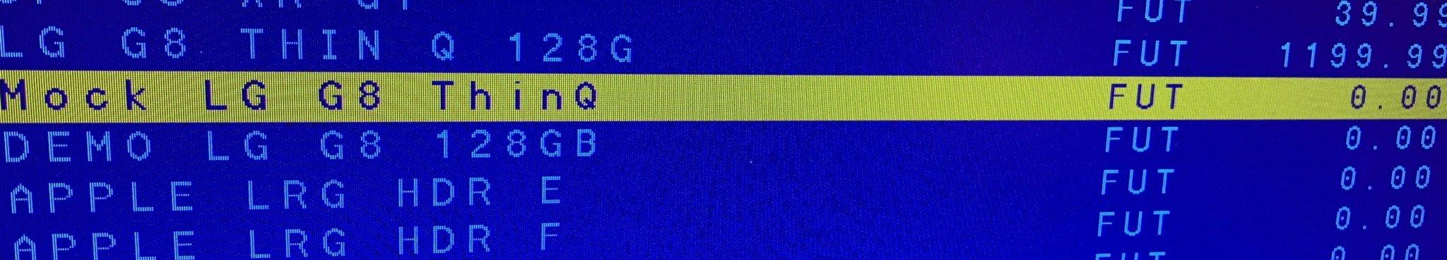 LG G8 ThinQ Preis