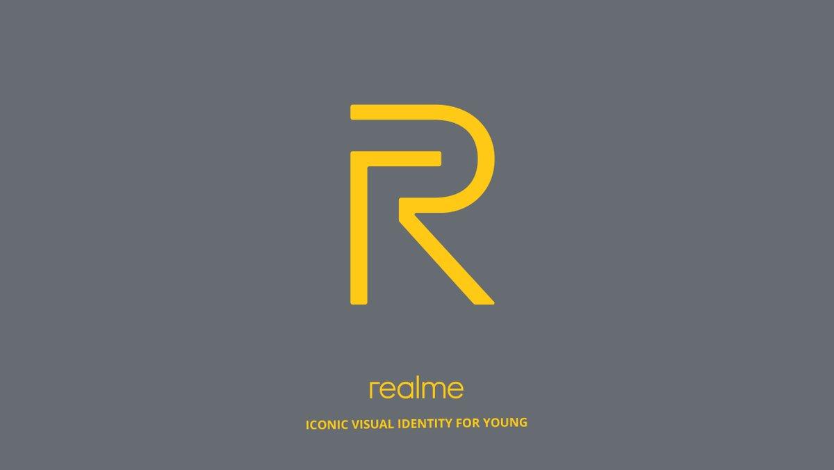 Realme neues Logo