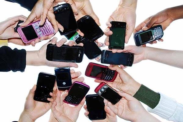 Handys in Spanien