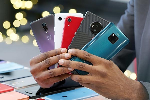 Handys in Südafrika