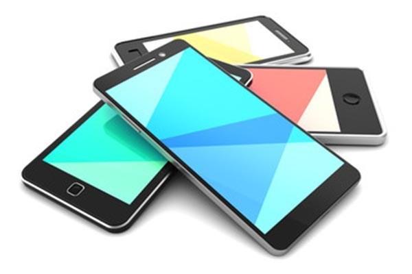 Handys zum Verkauf in den USA
