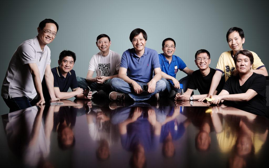 Xiaomi 8 Mitbegründer