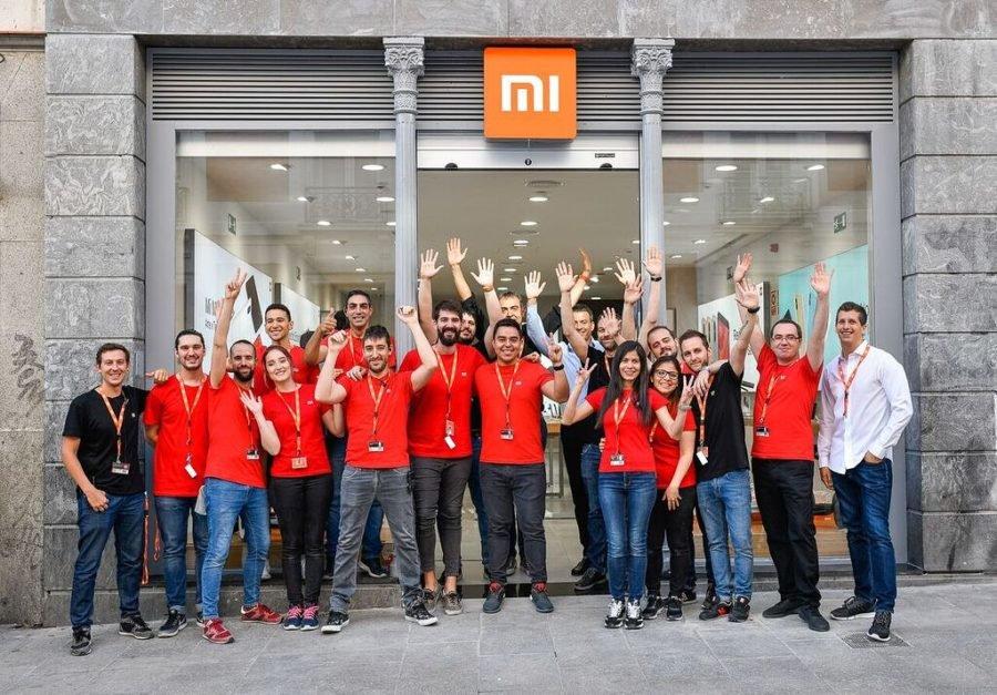 Xiaomi Store Spanien