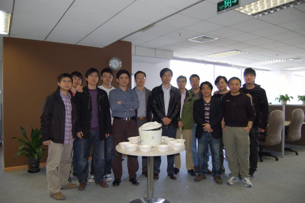 Xiaomi-Mitbegründer