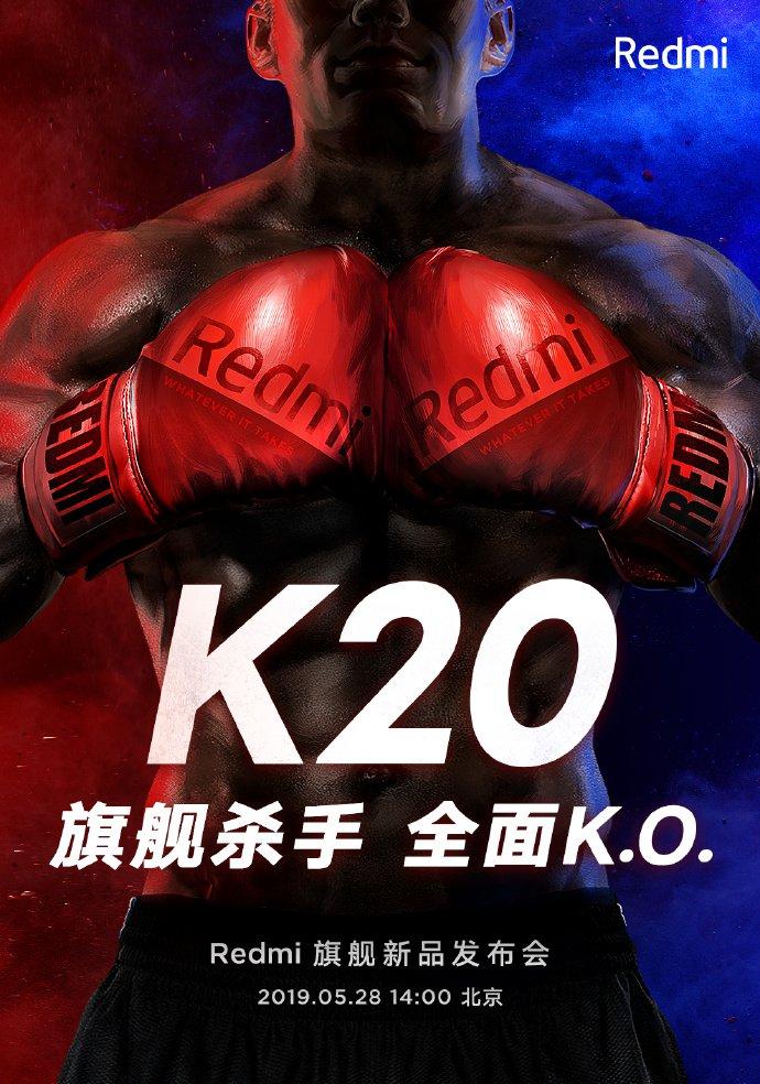 Redmi K20 Startdatum