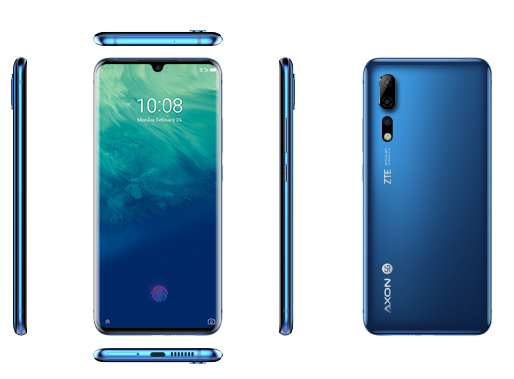 Axon 10 Pro 5G für alle Seiten