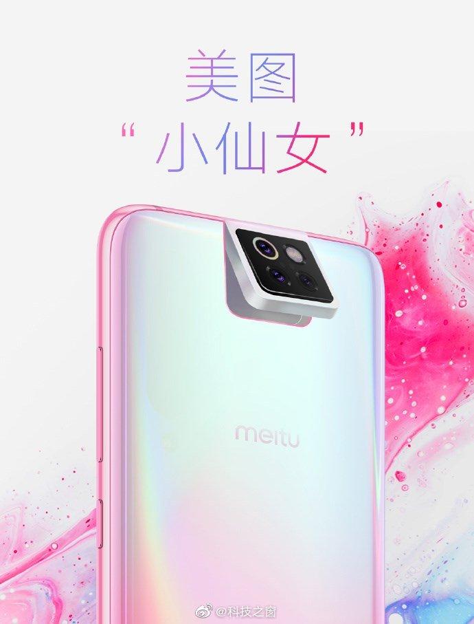 Meitu Xiaomi kleine Fee Telefon
