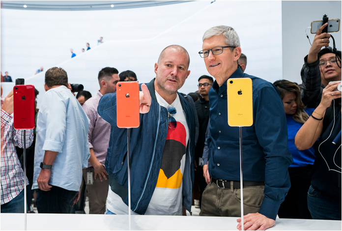 Apple Design Chef Jony Ive