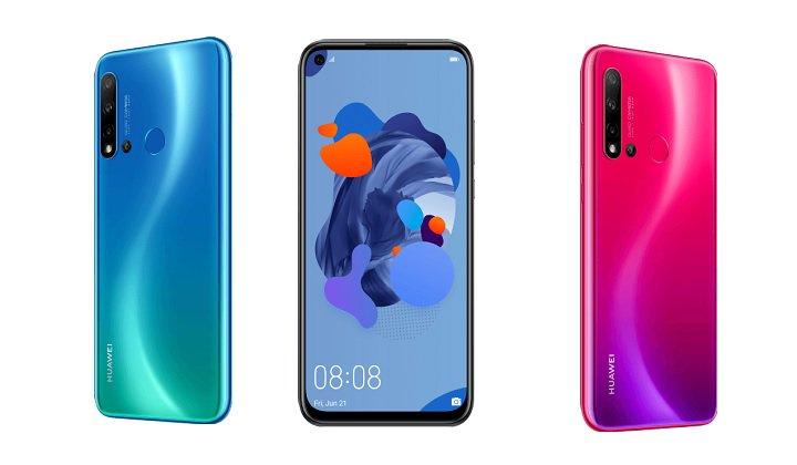 Huawei P20 Lite 2019 vorgestellt
