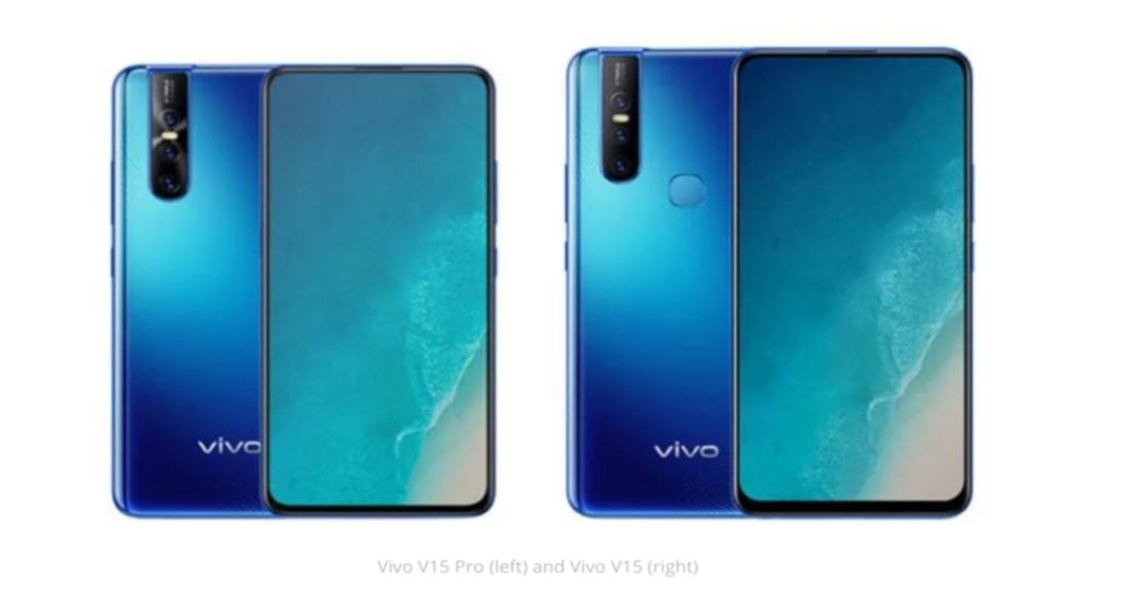 Vivo S1 und Vivo S1 Pro