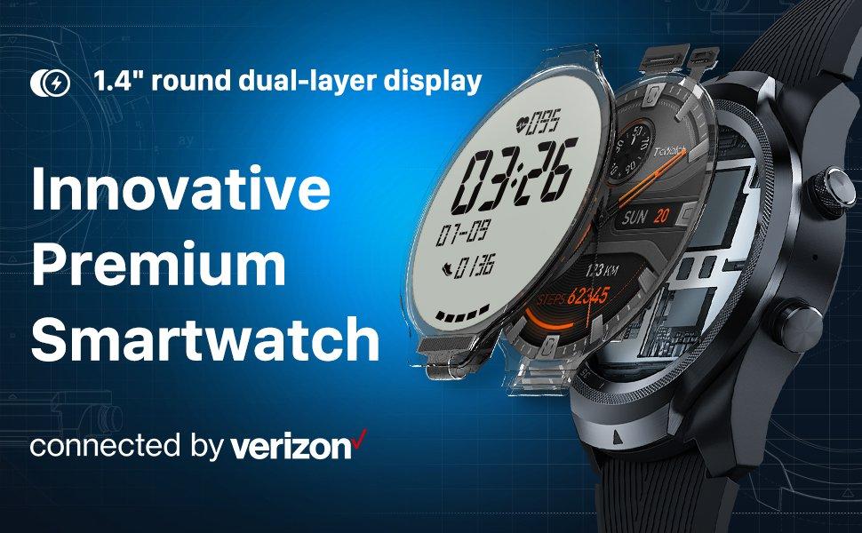 Ticwatch Pro 4G LTE Verizon