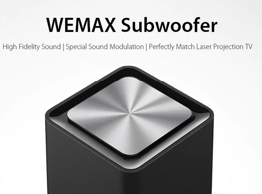 WEMAX S1 Subwoofer-Lautsprecher
