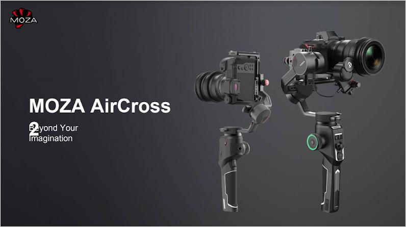 MOZA AirCross 2