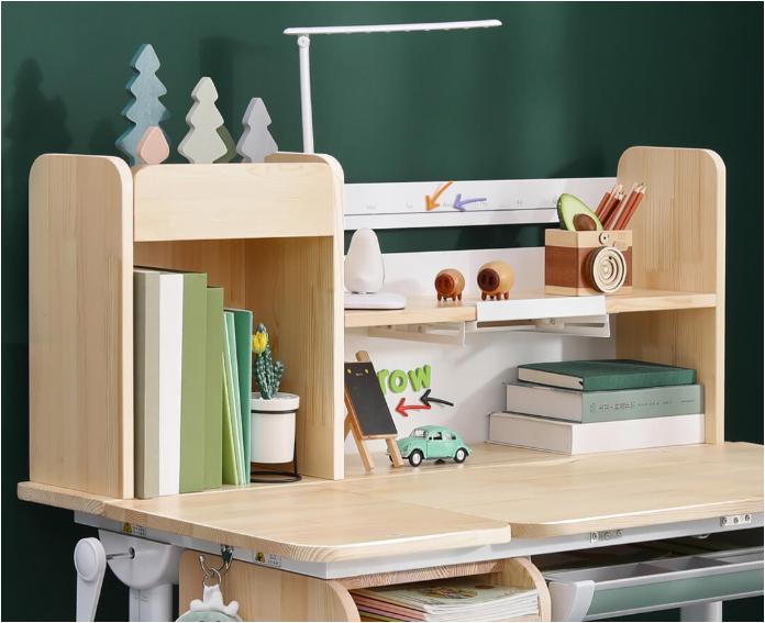 igrow Natural Wood Study Tisch und Stuhl