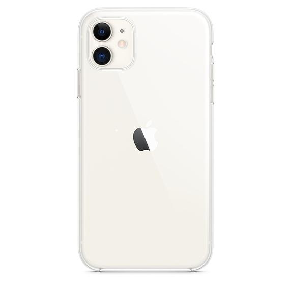 iPhone 11 klarer Fall