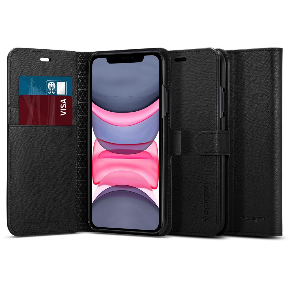 iPhone 11 Hülle Wallet S