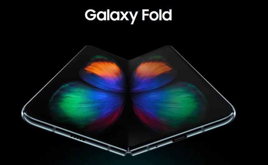 Samsung Galaxy Fold vorgestellt