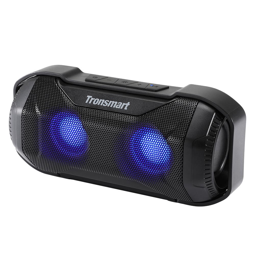 Tronsmart Element Blaze Bluetooth-Lautsprecher IPX6 Wasserbeständige Superior Bass-LED-Leuchten