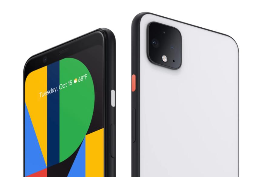 Pixel 4 und Pixel 4 XL werden vorgestellt
