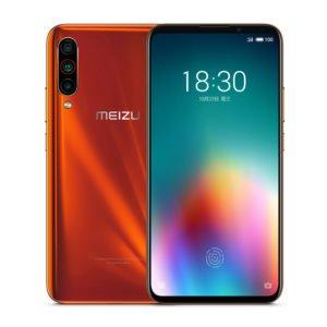 Meizu 16T orange offiziell 03