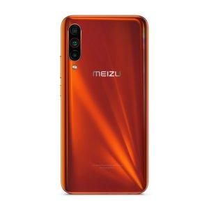 Meizu 16T orange offiziell 02