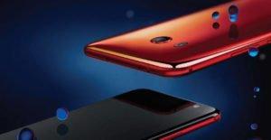 HTC U11 solar rot