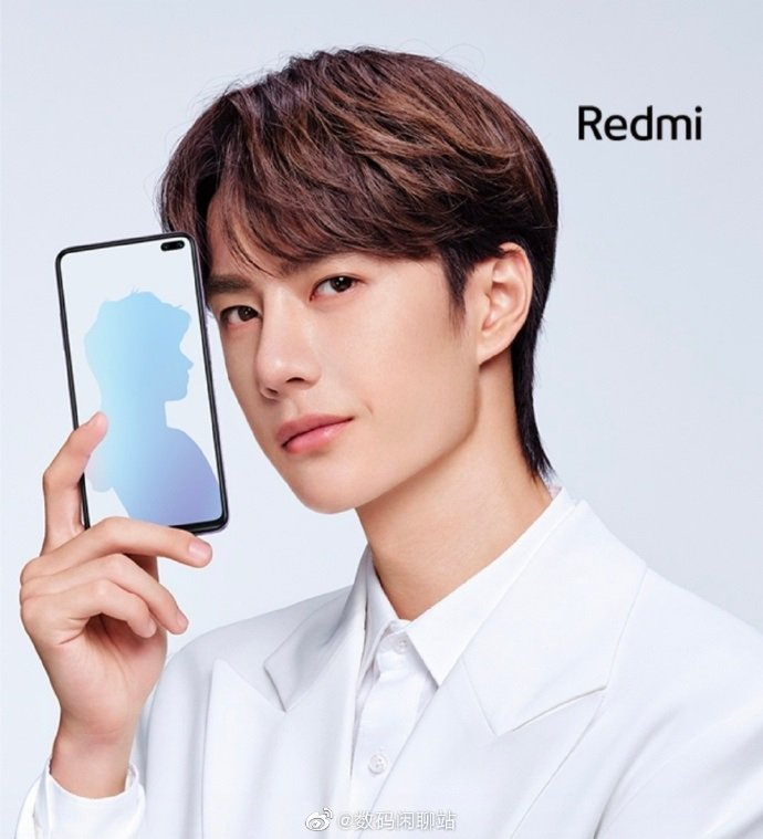 Redmi K30 rendern