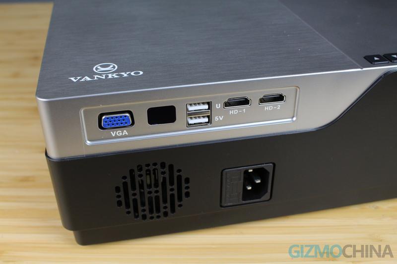 Vankyo V600 Projektor Bewertung