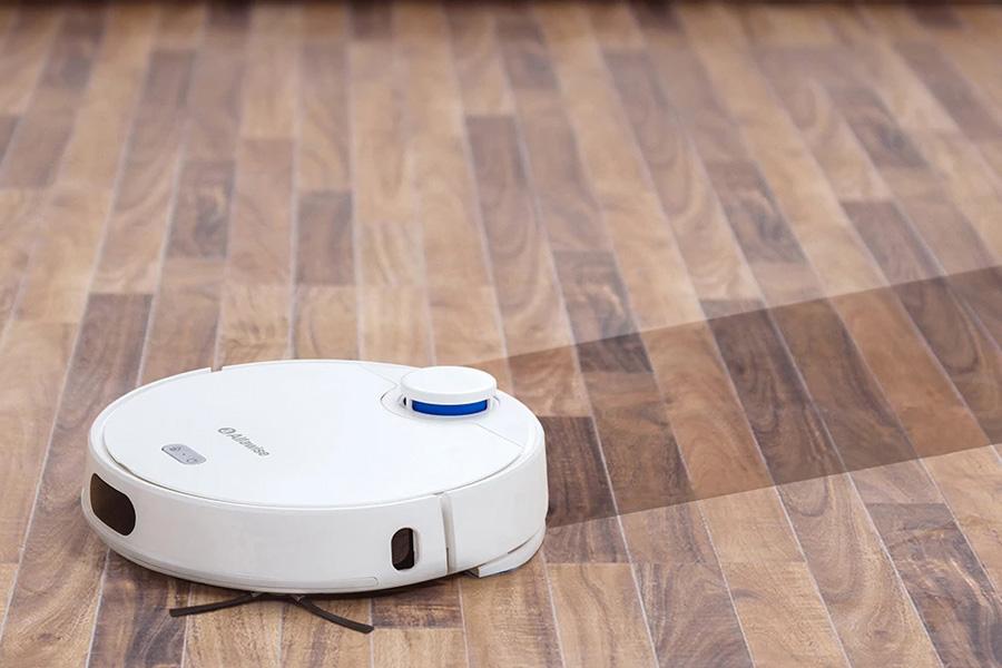 Alfawise V10 Max Laser Navigationsroboter Nass- und Trockensauger