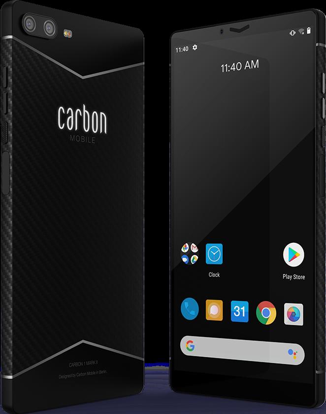 Kohlenstoff 1 Mark II