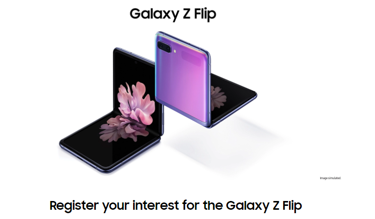 Samsung India Galaxy Z Flip
