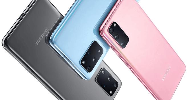 Galaxy S20-Serie vorgestellt