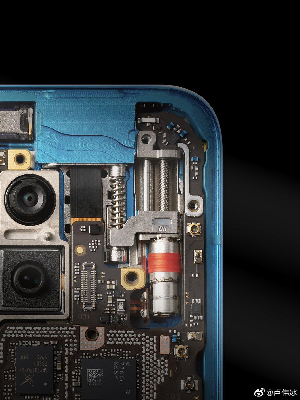 Redmi K30 Pro Popup-Kamera