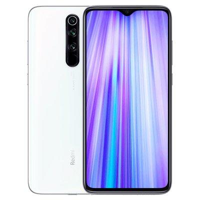 Xiaomi Redmi Note 8 Pro white_6 + 128G