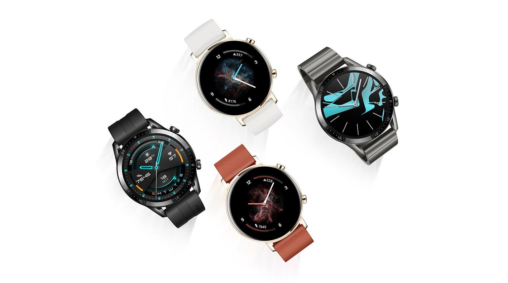 Huawei Watch GT 2 Vorgestellt