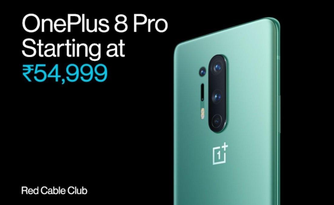 OnePlus 8 Pro Indischer Preis
