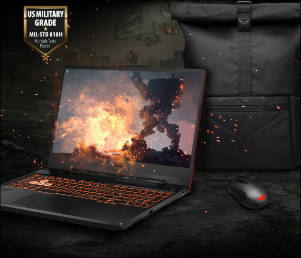 ASUS Flying Fortress 8 Gaming Laptop