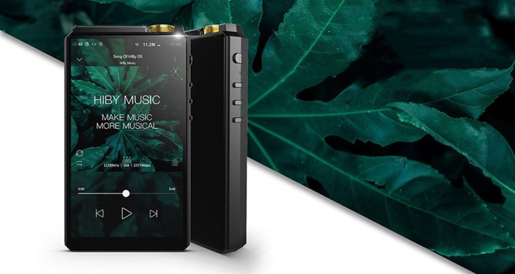 hiby r8 music player dap