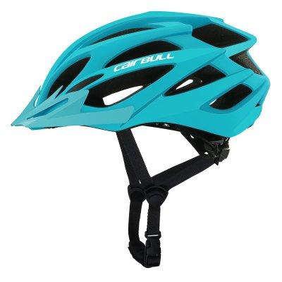 Professioneller Fahrradhelm MTB Mountain Rennrad Safety Riding Helm Gletscher blue_M / L (55-61CM)