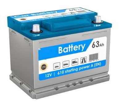 12V Batterie