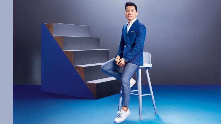 OnePlus-Mitbegründer Pete Lau