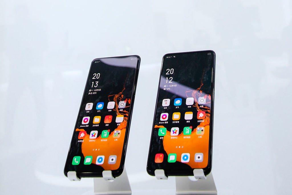 Oppo Under Display Camera Samartphone