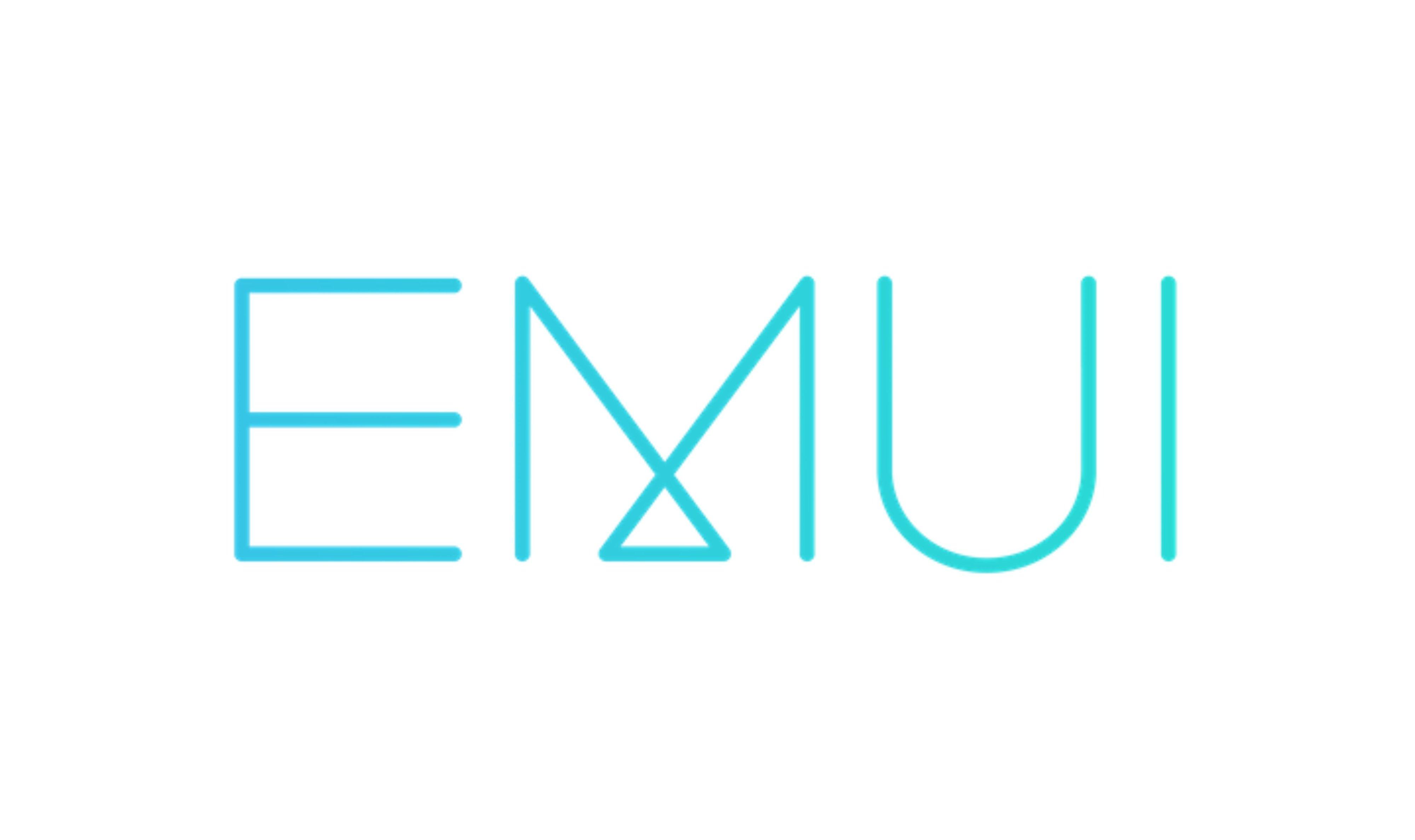 HUAWEI EMUI Logo Gekennzeichnet