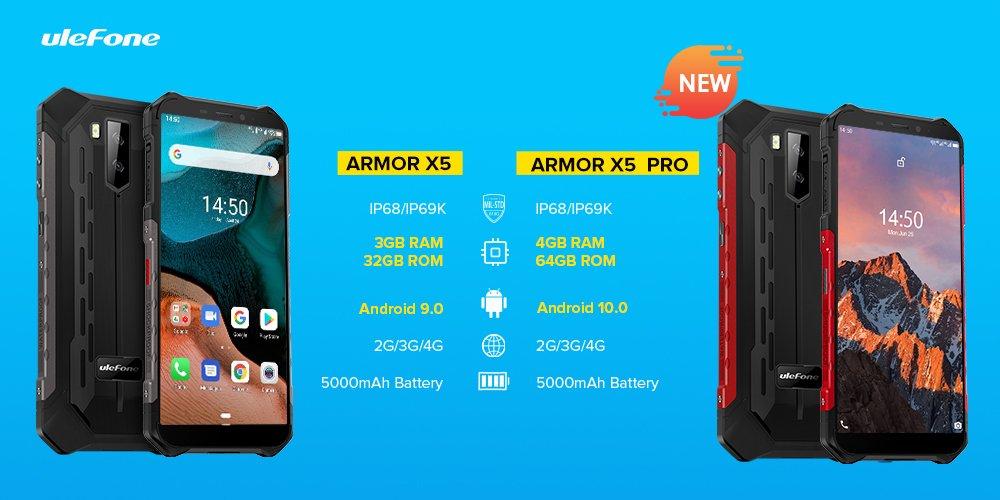 UleFone Armor X5 Pro 2