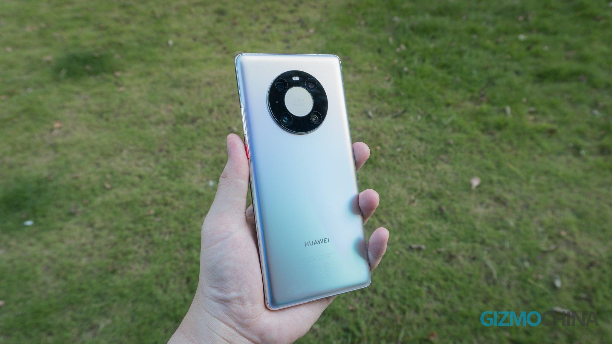 Huawei Mate 40 Pro vorgestellt