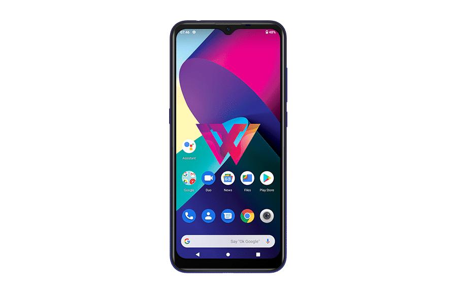LG W31 rendern