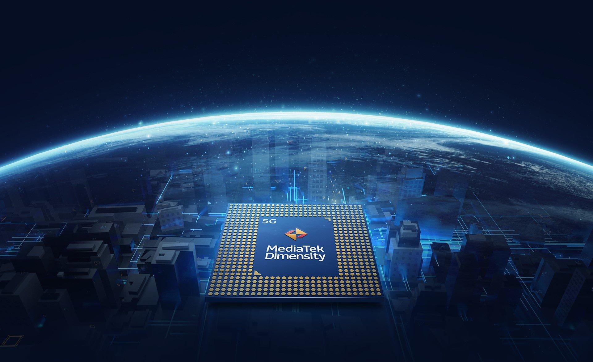 MediaTek Dimensity 5G-Chipsatz vorgestellt